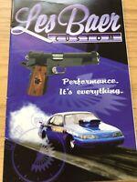 1997 Les Baer Custom Handgun Catalog