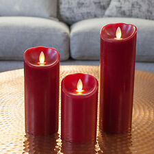 Smokeless LED Candles Lights