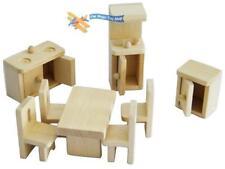 Articles en kit pour maison de poupée miniature Cuisine