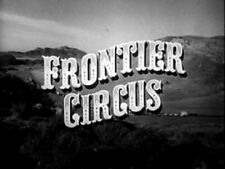 16mm sound FRONTIER CIRCUS : Mr Grady Regets. Chill Wills. Classic TV series.