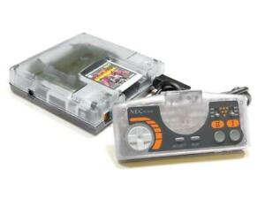 PC Engine Smoked Transparent Case - 2 colours available