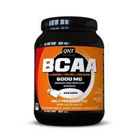 QNT BCAA 6000 Athlete Enhanced Energy  Recovery Amino Acid Supplement - 240 Caps