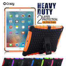 """Shockproof Heavy Duty Tradesman Tough Case Cover for iPad Pro 9.7"""" 12.9"""""""