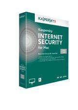 Kaspersky Internet Security 2014 for Mac nur Lizenzcode