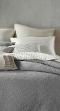 New Hotel Collection Connection (1) Euro Pillow Sham 100% Cotton $115
