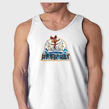 RIVER RAT Rafting Salt River AZ T-shirt Water Sports Tubing Men's Tank Top