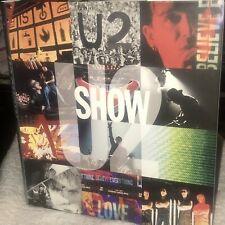 Diana Scrimgeour U2 Show Book Original and Unseen Photography and Graphics New