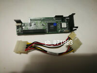 For AEC-7722 IDE to SCSI 68-pin IDE to 68-pin SCSI card with power cord