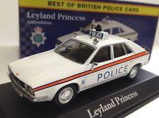 Leyland Princess British Police Cars 1/43 Atlas Diecast
