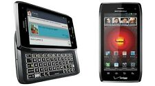 Motorola Droid 4 XT894 4G LTE 16GB Black Verizon Prepaid Page Plus Straight Talk