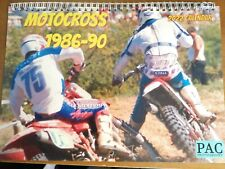 More details for classic 1980s motocross wall calendar 2022