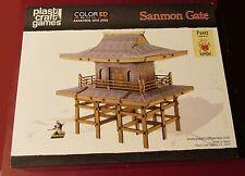 Plast Craft Games FK030 ColorED Kensei Sammon Gate Fukei Terrain Buddist Temple