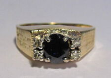 Yellow Gold Ring Vintage Fine Jewellery (1970s)
