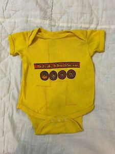 2015 The Beatles Yellow Submarine Baby One-Piece Creeper 12 Months