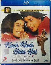 Kuch Kuch Hota Hai Blu-ray - Shahrukh Khan , Kajol - Hindi Movie Bluray
