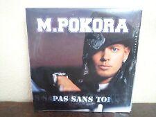 CD Single - M.POKORA - Pas sans toi - Parti trop tôt - 2005