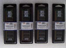 Kingston KVR266X72C25/256 ( Lot Of 4 ) 256mb 266MHz DDR PC2100 ECC DIMM ( New )