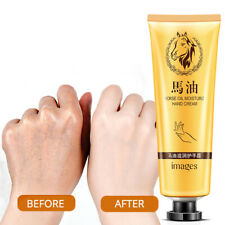 Foot Hand Cream Anti-Aging Horse Oil Dry Skin Care Peeling Whitening Repair NEW