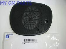 BLAZER JIMMY S10 S15 PASSENGER SIDE  SPEAKER GRILLE 1998-2005 NEW OEM 15046442
