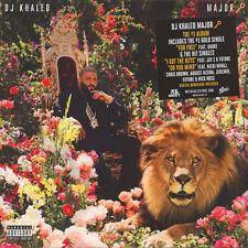 DJ Khaled - Major Key (Vinyl 2LP - 2016 - EU - Original)