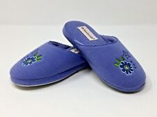 American Girl Mia's Periwinkle Slippers For Girls Size Small (1-3)
