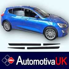 Ford Focus 5D Mk4 HB Rubbing Strips  Door Protectors Side Protection Mouldings