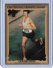 (100) 1996 CENTENNIAL OLYMPIC FRANK SHORTER MARATHON CARD #91 LOT