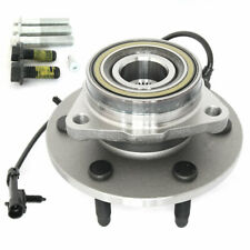 2pcs Wheel Hub and Bearing Assembly Complete Front Auto Accessories Left & Right