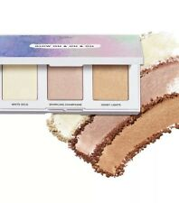 Victoria Secret Beauty GLOW ON Mirror Highlighter Face Powder Makeup Palette