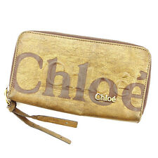 Auth Chloe purse Eclipse Women''s Men''s Yes used A1571