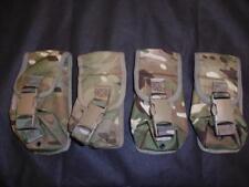 Genuine British Military MTP Osprey MK IV Smoke Grenade Ammunition Pouches x 4