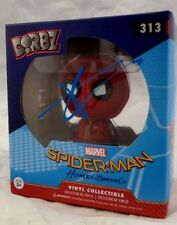 Tom Holland Spiderman Movie Signed Autographed Pop Vinyl Figure 313 READ