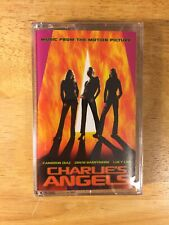 Charlie's Angels Music Motion Picture Soundtrack NEW Audio Cassette Tape Rare!