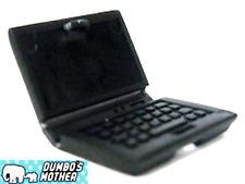 Lego Black Laptop PC Computer Macbook School Work Minifigure Utensil NEW