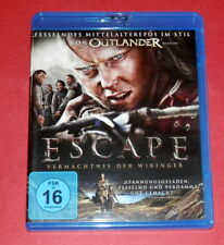 Escape (Roar Uthaug) -- Blu-ray