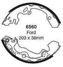 Ford Focus 1.4 1998-2005 EBC Zapatas Freno 6560