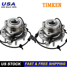 2 Pack Timken Front Wheel Hub Bearing Assembly for GMC Chevrolet Isuzu 513188
