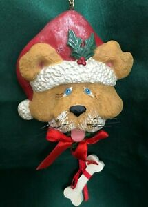 ASSORTED CHRISTMAS ORNAMENTS - PUPPIES AND DOGS - YOU CHOOSE!