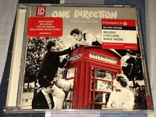One Direction Take Me Home Target Exclusive Deluxe New Sealed