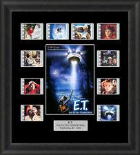 E.t. the Extra Terrestrial Framed 35mm Film Cell Memorabilia Filmcells Movie Cel