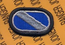Special Operations Command Europe Airborne SOCEUR para oval patch Type 2 m/e