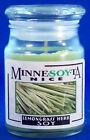 Lemongrass Soy Candle, 5oz Apothecary Jar