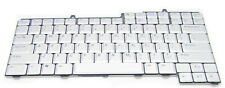 New Dell Latitude 131L US Silver Keyboard WG343 0WG343 NSK-D5D01