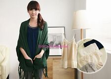 Japan Wide Eyelet Lace Chest Dolly Tunic Cotton Cami! Blue