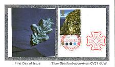 25 APRILE 1995 National Trust Museo Nazionale di copertura Postale Londra CE 1 SHS