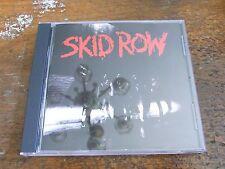 Skid Row CD Self-Titled Melodic Hard Rock! 1st Print!