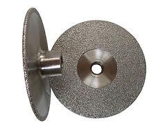 "4"" Vacuum brazed diamond cup wheel/wheels - medium"