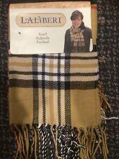 Fashionable Scarf Burberry Print Brown
