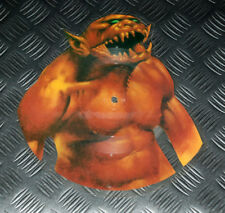 """Metallica 'Jump In The Fire' LTD Edn Demon Shaped 7"""" EP Picture Disc Rare OOP VG"""