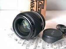 Nikon NIKKOR 35mm f1, 4 NUOVO!!!